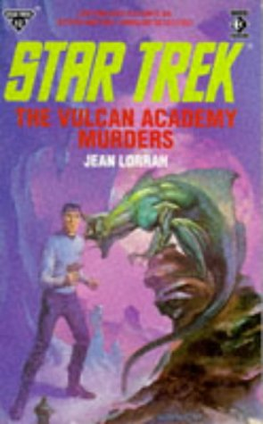 Cover of Vulcan Academy Murders (Star Trek)