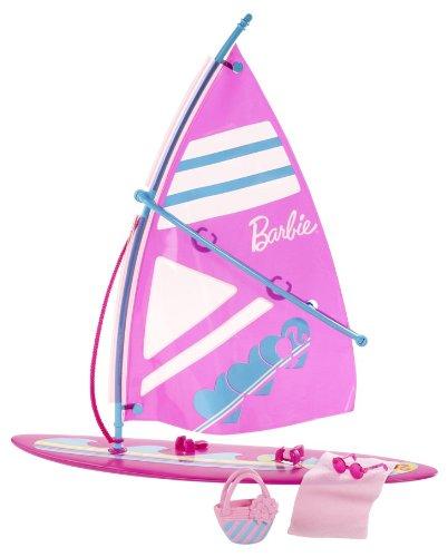 Barbie CKN55–Fahrrad Windsurfen