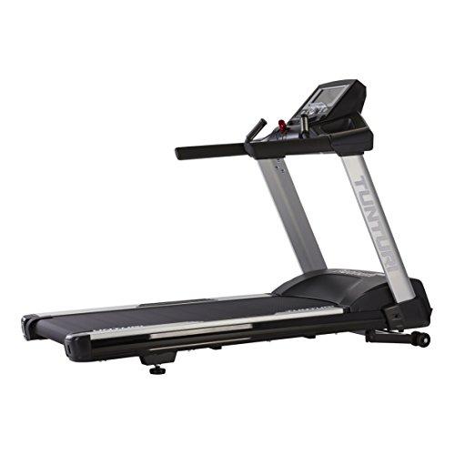 Tunturi–Nastro di Corsa Platinum PRO Treadmill 5HP con spedizione, Fissaggio e Tramonto in Marcia Incluso