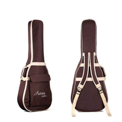 Custodia alemira Oxford Nylon Gig Bag custodia imbottita per chitarra acustica e chitarra classica impermeabile resistente agli urti