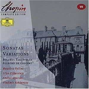 Chopin-Edition 7 / Sonaten-Variationen