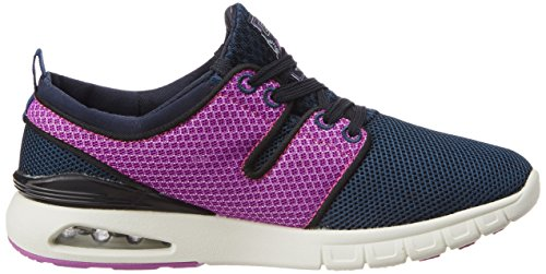 British Knights - Tempo, Sneaker Donna Blu (Blau (Navy-Purple 09))