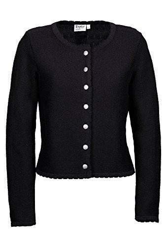 DISTLER Trachtenjacke für Damen schwarz, 36 Damen
