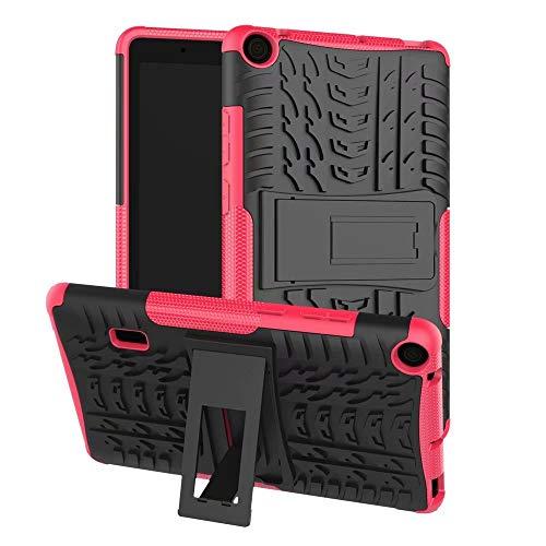 custodie tablet huawei 7 pollici XITODA Cover per Huawei MediaPad T3 7 WiFi Protezione in Silicone & PC Duro Stand Custodia per Huawei MediaPad T3 7.0 WiFi 7   Pollici Tablet (Not per Huawei T3 7 3G)