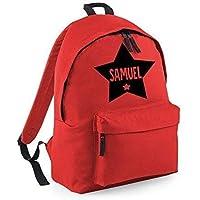 Personalised Star Name Backpack Rucksack School bags Boys Personalised Bags Girls Bags