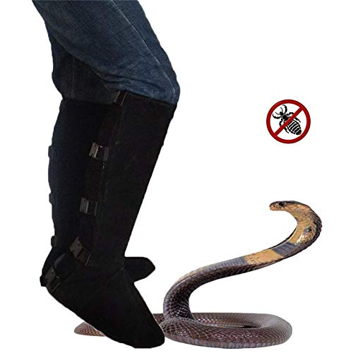 Insect Anti-Scratch Anti-bite Pet Dog Wild Animals Snake Bite Protection Leg Guards Boot Cover Snake Gaiters Lower Leg