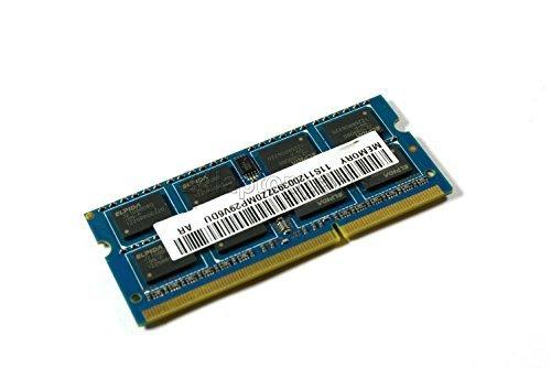 Ramaxel 4gb Pc3-12800s Sodimm Memory Module Lenovo Part 03t6457 Ramaxel Part Rmt3160ed58e9w-1600
