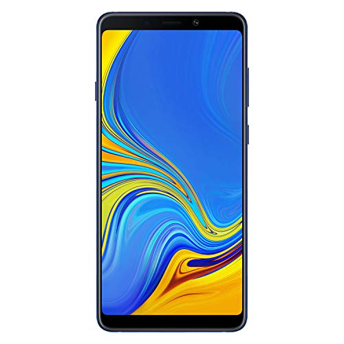 Samsung Galaxy A9 (2018) Smartphone, Blu (Lemonade Blue), Display 6.3