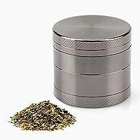 Elektrische Allloy Metall Grinder Crusher Crank Tabakrauch Spice Herb Muller Blau