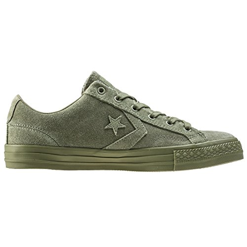 Chaussures Star Player Ox Fatigue Green - Converse Vert