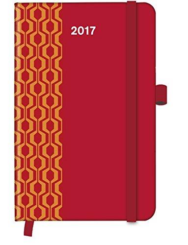 Read Pdf Cool Diary Pattern Red 2017 9x14 Online Benjyhenderson
