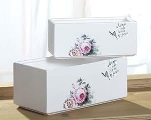 greemotion 821148 Jardineren Single Rose, 26 cm aus Set 821146