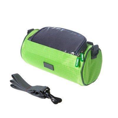 LWJgsa Multifunktionale Fahrrad Lenker Tasche Wasserdichte Tasche Reiten Mountain Bike Tasche Green