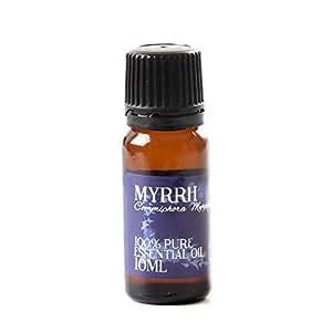 Mystic Moments Huile Essentielle De Myrrhe - 10ml - 100% Pure