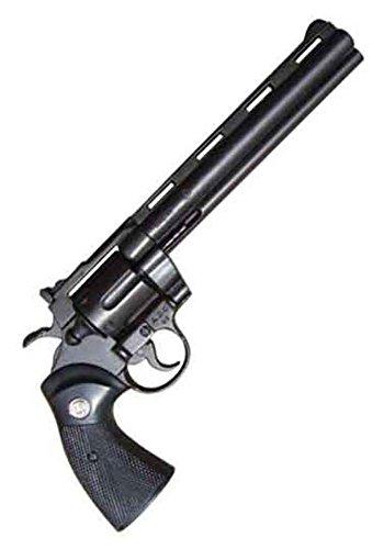Revolver Magnum 357, lange Version 31 cm, Replik, nicht schussfähig (Airsoft Pistole Replik)