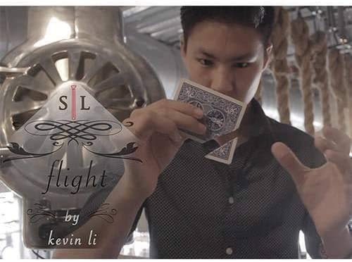 SOLOMAGIA Flight by by by Kevin Li and Shin Lim Presents - Tricks   Cards - Tours et Magie Magiques 9df039