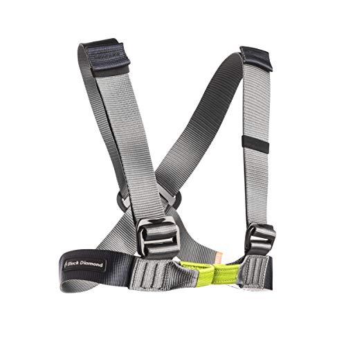 Black Diamond Vario Chest Brustgurt Klettersteiggurt Cd-harness