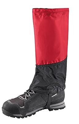 Vaude Herren Gamaschen Watzmann Gaiter II, red, L, 04760 von VADE5|#VAUDE - Outdoor Shop