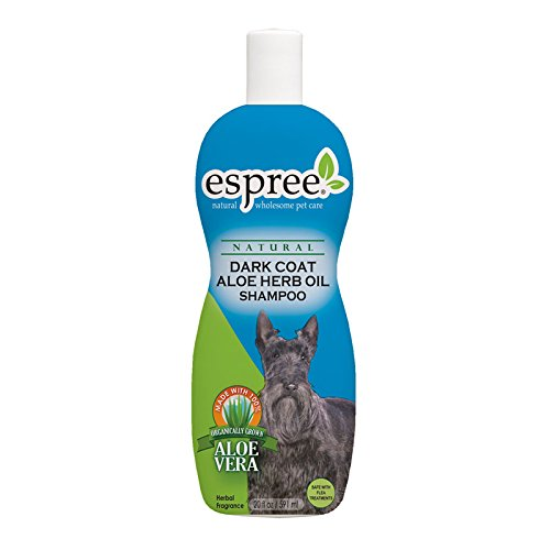 Espree Dark Coat Aloe Herb Oil Shampoo, 355 ml