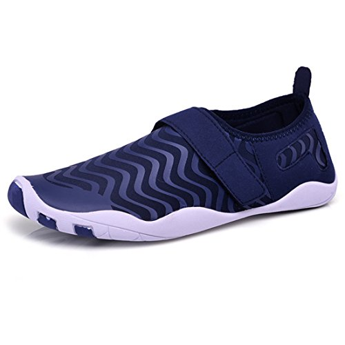 competitive price 893be 0795c MinegRong Men Beach Water Shoes Outdoor Swimming Boating Kayaking Footwear  Sports Sandals Lightweight Slip-on