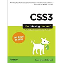 [(CSS3: The Missing Manual)] [By (author) David Sawyer McFarland] published on (January, 2013)
