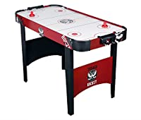 HLC Air Hockey Table Jeu Electronique 122*61*76cm