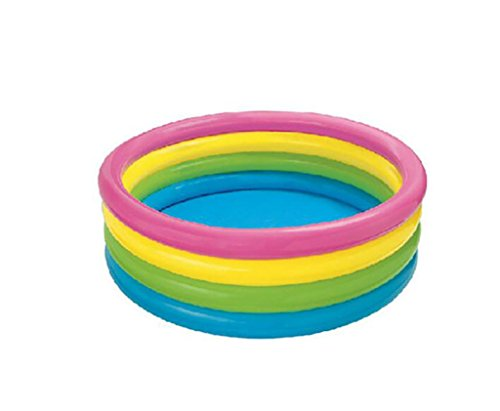 YUGANG baignoire en plastique/Piscine gonflable pour enfants/Famille Grande piscine Marine/jeu piscine épais/baignoire Adulte (Couleur : 1#)