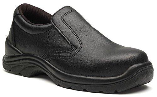 Toffeln Pro Flex 06189 lavable en machine chaussures - Noir Noir