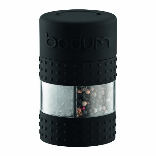 Price comparison product image Bodum Bistro Salt and Pepper Grinder Mill Black