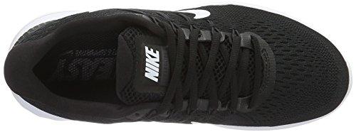 Nike Lunarglide 8, Chaussures de Running Compétition Femme Noir (Black/Anthracite/White)