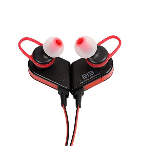 OPAKY Drahtloser Bluetooth-Sport-Stereo-Kopfhörer-Kopfhörer,für iPhone, iPad, Samsung, Huawei,Tablet usw.