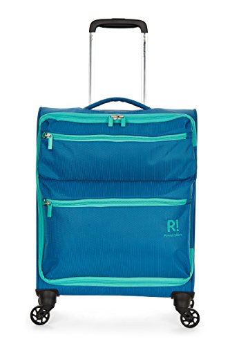 Revelation Weightless D4 C1 4W Std Cabin Spinner Blue Maleta, 55 cm, 33 liters, Azul (Blue)