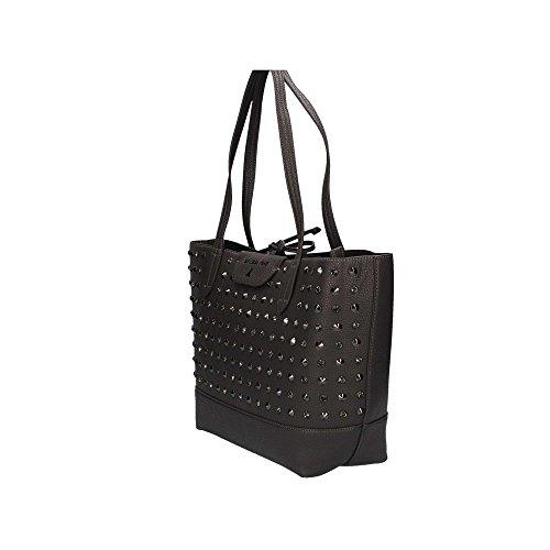 Patrizia Pepe - Borsa Shopping Reversibile - 2v7193/a2xl dunkelgrau, grau