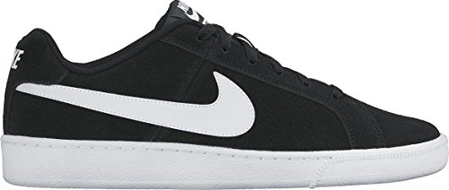 Nike Court Royale, Baskets Basses Homme Multicolore (Black / White)