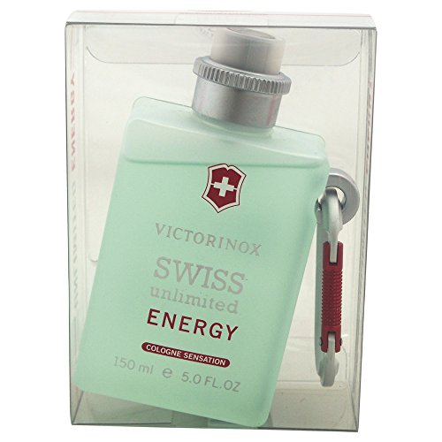Victorinox Unlimited Energy Eau De Cologne Spray 150ml