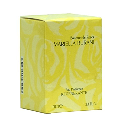 Mariella Burani Bouquet (MARIELLA BURANI BOUQUET DE ROSES EAU PARFUMÈE REGENERANTE 100ML)