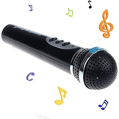 Juguete Del Bebé, Oyedens Muchachas Muchachos Micrófono Mic Karaoke Canto Kid Divertido regalo música Juguete