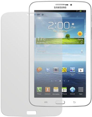 dipos Samsung Galaxy Tab 3 7.0 SM-T211 (Mit Telefonfunktion) Schutzfolie (2 Stück) - Antireflex Premium Folie matt