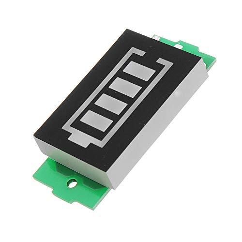 ZhengFei 1S / 2S / 3S / 4S Lithium-Batterie-Pack-Anzeige Power Board Batteriestandsanzeige for Elektrofahrzeuge 4V / 8V / 12V / 16V Energiespeicher Modul, das (Größe : 4S)