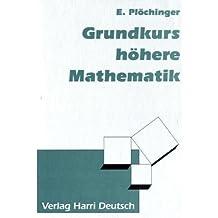Grundkurs höhere Mathematik
