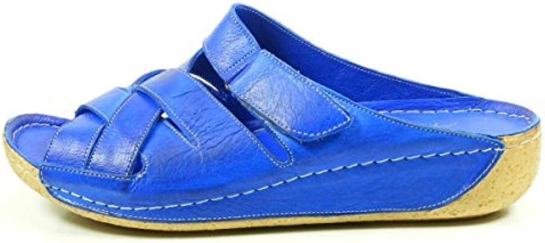 Andrea Conti 0799206001 Damen Pantoletten 2018 Letztes Modell  Mode Schuhe Billig Online-Verkauf