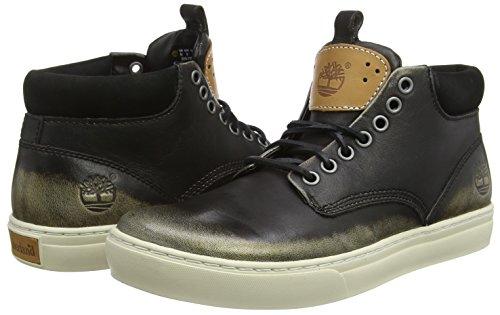 Mens 0 Timberland Sneakers Chukka 2 nero adventure Cupsole Adventure Nero 0 Cupsole Ftm Alte 2 1ACqB1f