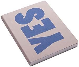 nuuna Graphic L Carnet Matériau Oui sans étiquette Design Jeans–Bleu