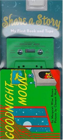 Goodnight Moon Board Book and Tape with Cassette(s) (Share a Story)