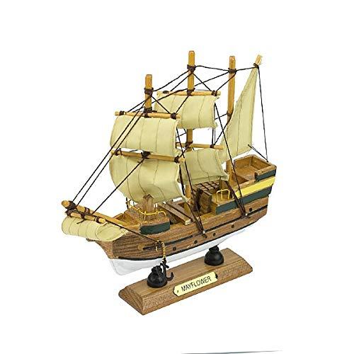 Nauticalia Mayflower, 20 cm, Braun -