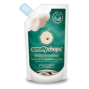 ScruffyChops Muddy Marvellous Dog Conditioner 250ml/8.45fl oz from Finders International