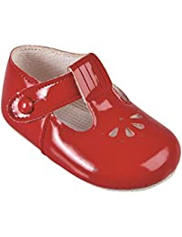 Amazon.co.uk: Red - Baby Shoes / Shoes: Shoes & Bags