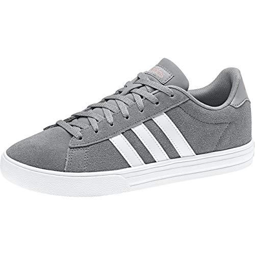 adidas Damen Daily 2.0 Fitnessschuhe Grau (Gritre/Ftwbla/Grmeva 000), 40 EU
