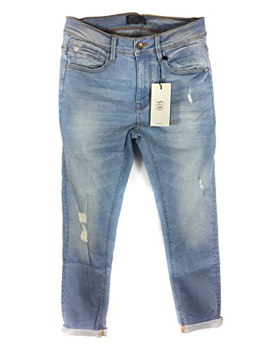 Zara Uomo Denim carrot skinny 5971/460