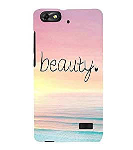 For Huawei Honor 4C :: Huawei G Play Mini beauty Printed Cell Phone Cases, beach Mobile Phone Cases ( Cell Phone Accessories ), girl Designer Art Pouch Pouches Covers, colourful Customized Cases & Covers, sunset Smart Phone Covers , Phone Back Case Covers By Cover Dunia